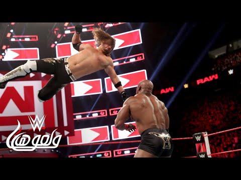 WWE Wal3ooha: أي جاي ستايلز يتألق في راو