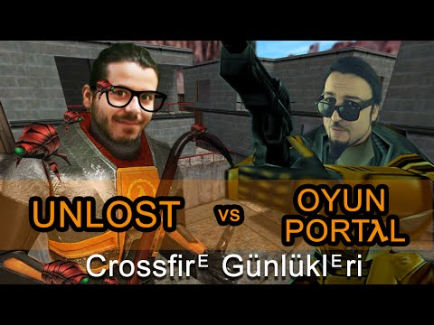 Oyun Portal vs UNLOST / Half Life Crossfire Günlükleri #2 [Levye Tecavüzü]