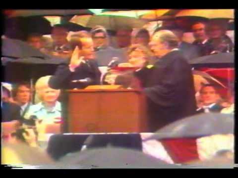 Gov. Lamar Alexander Formal Inauguration - 1/22/1979
