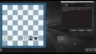A wrong Tactic in ChessMaster. (Chessmaster Grandmaster Edition)