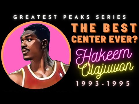 [Thinking Basketball] Hakeem Olajuwon's absurd post moves were only his 2nd-best skill | Greatest Peaks Ep. 6