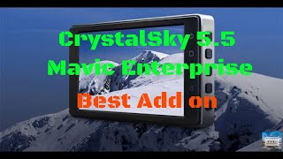 DJI Smart Controller Killer? CrystalSky 5.5 Thoughts