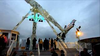 UK Extreme Thrill rides