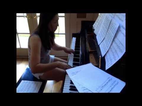 Chrono Cross - Dead Sea (piano arr. Vincent Lo)