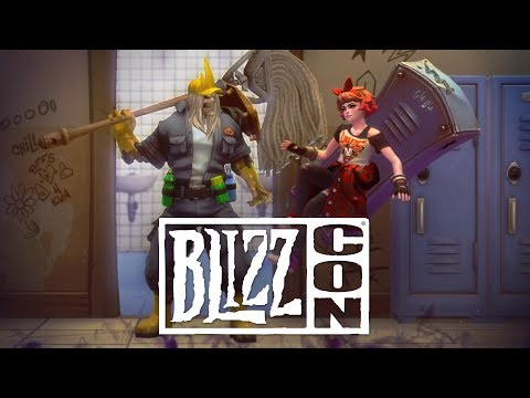 видео: heroes of the storm на blizzcon 2018 (субтитры)
