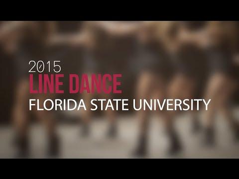 Line Dance 2015 Florida State University