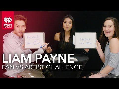 Liam Payne Duels Fan in Liam Trivia  Fan Vs Artist
