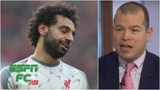 Dan Thomas, Alejandro Moreno, Shaka Hislop and Ian Darke of ESPN FC react to Manchester United vs. Liverpool, which ended in a 0-0 draw at Old Trafford, ...
