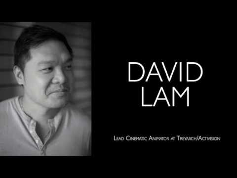 Interview with David Lam (Lead Cinematic Animator)