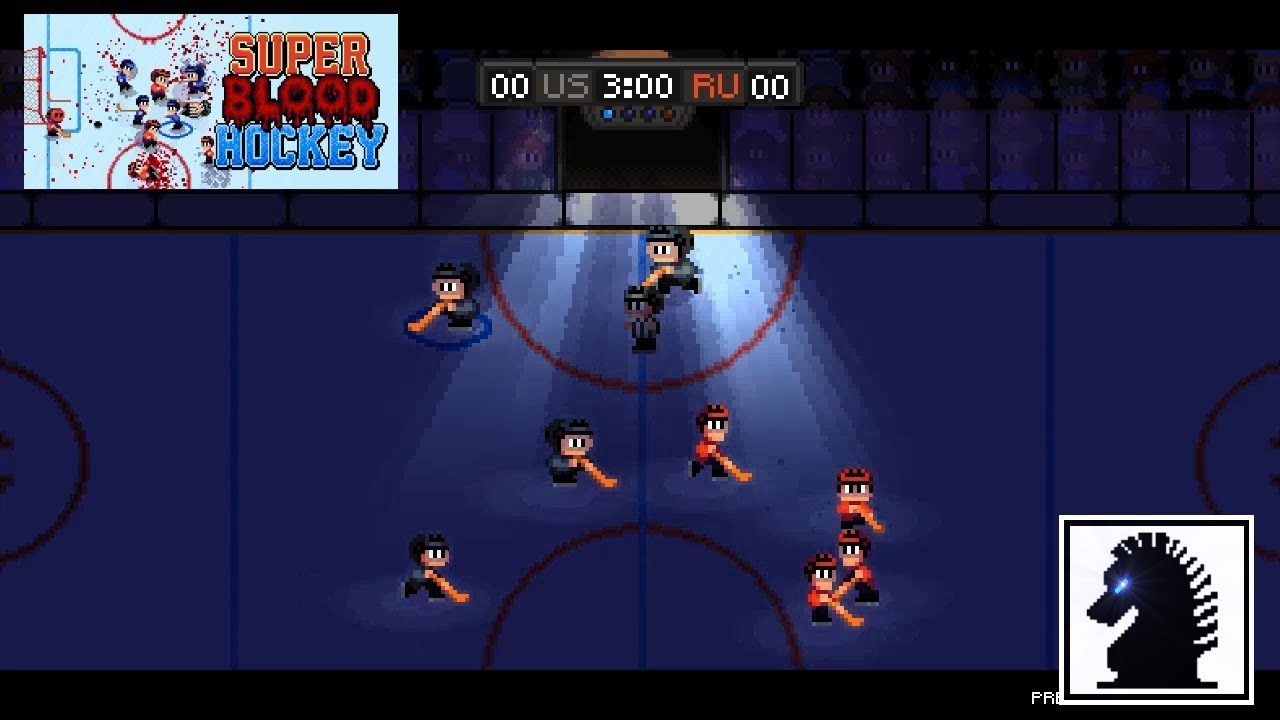 pc super blood hockey exhibition game usa vs russia youtube