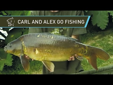Carl and Alex Go Carp Fishing - Nash 2014 Carp Fishing DVD Movie