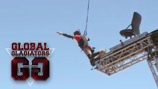 STÜRZT PIETRO LOMBARDI IN DEN ABGRUND?  | Free Fall | Folge 4 | Global Gladiators | ProSieben