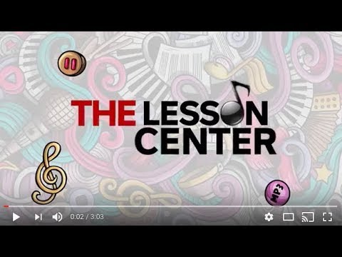 The Lesson Center: Dream It, Learn It, Do It