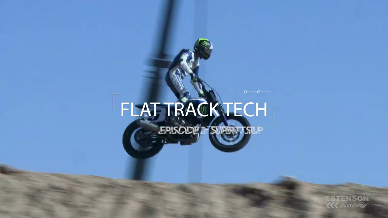 Flat Track Tech: Super TT Setup