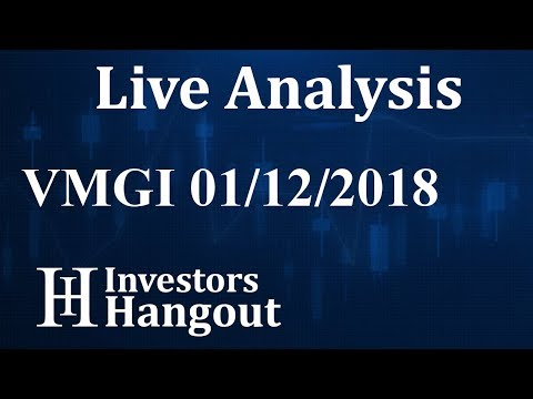VMGI Stock Live Analysis 01-12-2018