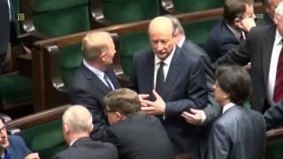 Sejmograf – Jak Jacek Rostowski do nowoczesnej.pl namawiał... – Świat się kręci