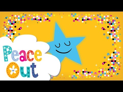 Peace Out Guided Relaxation for Kids | 4. Starfish