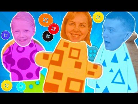 Веселый игровой ЧЕЛЛЕНДЖ ЧУДНЫЕ ЧЕЛОВЕЧКИ развлекательная и смешная игра для детей