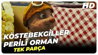 Köstebekgiller Perili Orman   Türk Filmi Tek Parça (HD)