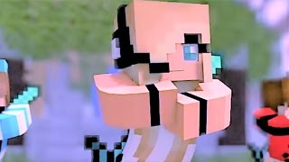 "Minecraft Songs 1 HOUR Version ""Boys Cant Beat Me"" Psycho Girl 2 - Top Minecraft Songs"