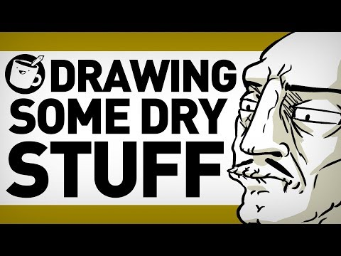 Drawing Dry Things
