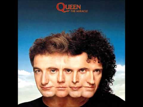 Queen The Invisible Man 12' Version
