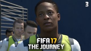 FIFA 17: The Journey - Part 3 - MY FIRST GAME FOR SPURS!!!