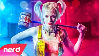 Gambar cover Harley Quinn Song | Myself & Me | #NerdOut & Halocene [Birds of Prey Unofficial Soundtrack]