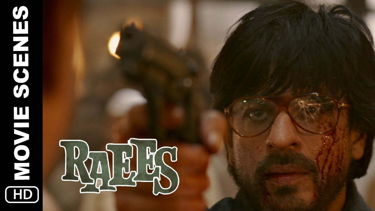 Download Aye Battery | Raees | Action Scene | Shah Rukh Khan, Mahira Khan, Nawazzudin Siddiqui