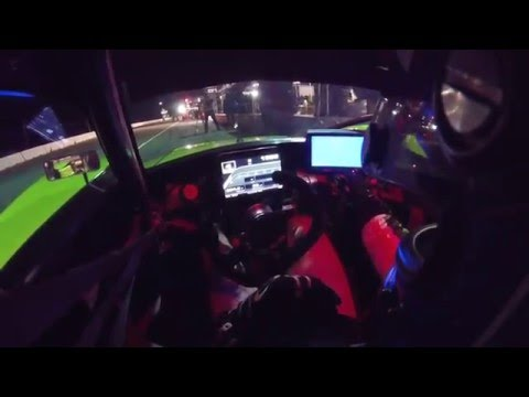 NASA 25 Hour of Thunderhill Knight Rider - GoPro Hero 4 Session