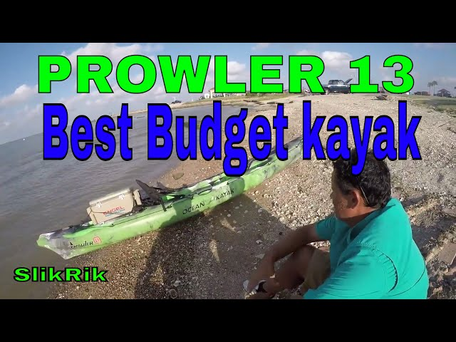 The best kayak on a Budget