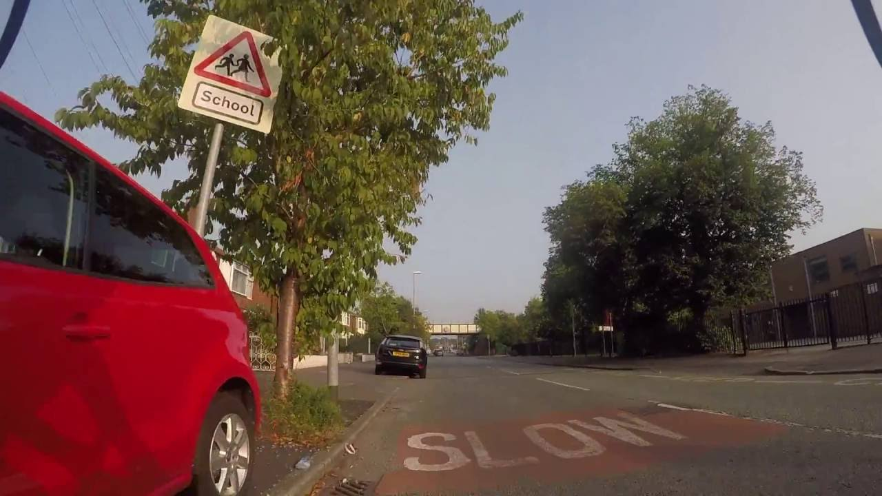Hit and Run - Crash - Cyclist vs Car Door (Dooring) Reg- YD05AUA School Lane Didsbury Manchster - YouTube & Hit and Run - Crash - Cyclist vs Car Door (Dooring) Reg:- YD05AUA ...