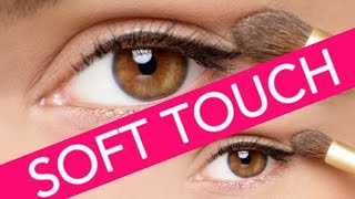 THE SOFT TOUCH TECHNIQUE - INSTANTLY BETTER EYESHADOW RESULTS
