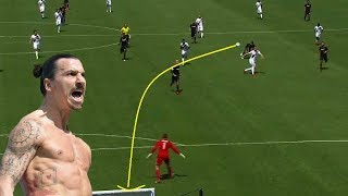 10 Impossible Things That Only Zlatan Ibrahimovic Did In Football HD