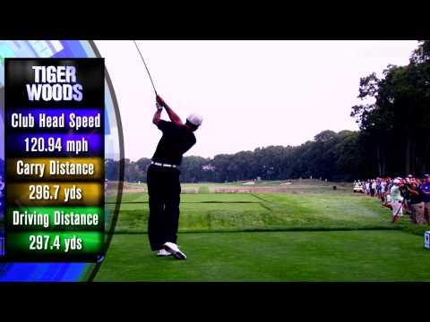 Super Slo-Mo Drive: Tiger Woods