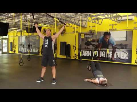 TRX Moves of the Week: Functional Training Ep. 18