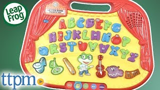 Letter Band Phonics Jam from LeapFrog