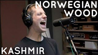 The Aaron English Band: Norwegian Wood / Kashmir (Beatles and Zeppelin)