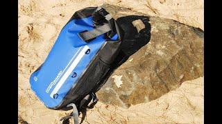 Waterproof Backpack Reviews – The Overboard 20L Drypack Backpack!