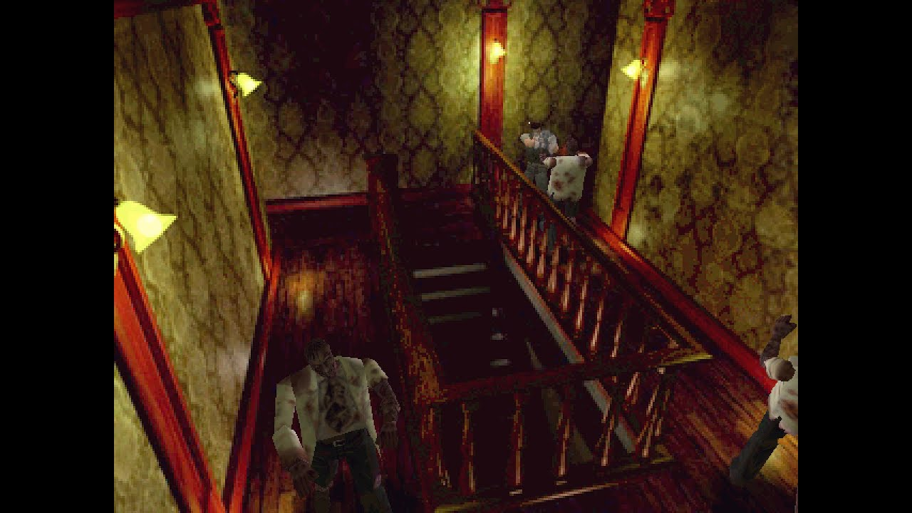 Overview - Horror Games 1996-1999