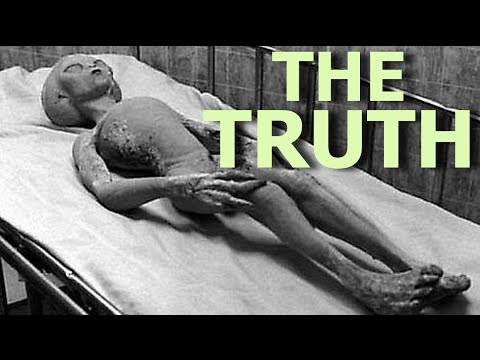 Aliens, UFO's, Area 51: The Truth?