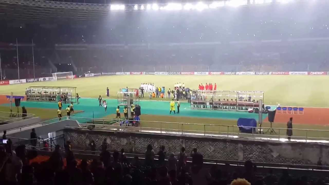 Indonesia National Anthem ( Lagu Indonesia Raya