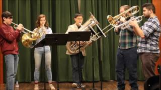 Fairly Odd Parents Theme Song - Brassanova Brass Quintet