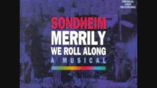 """Merrily We Roll Along"" (1980) - Stephen Sondheim"