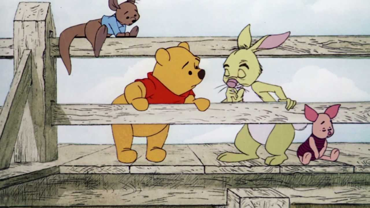 The Mini Adventures of Winnie the Pooh: Pooh's Game