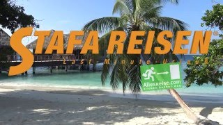 Gambar cover STAFA REISEN Hotelvideo: Insel Bandos, Malediven, Nord-Male-Atoll