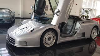 1 of 139 Bugatti EB110 review (Urdu)