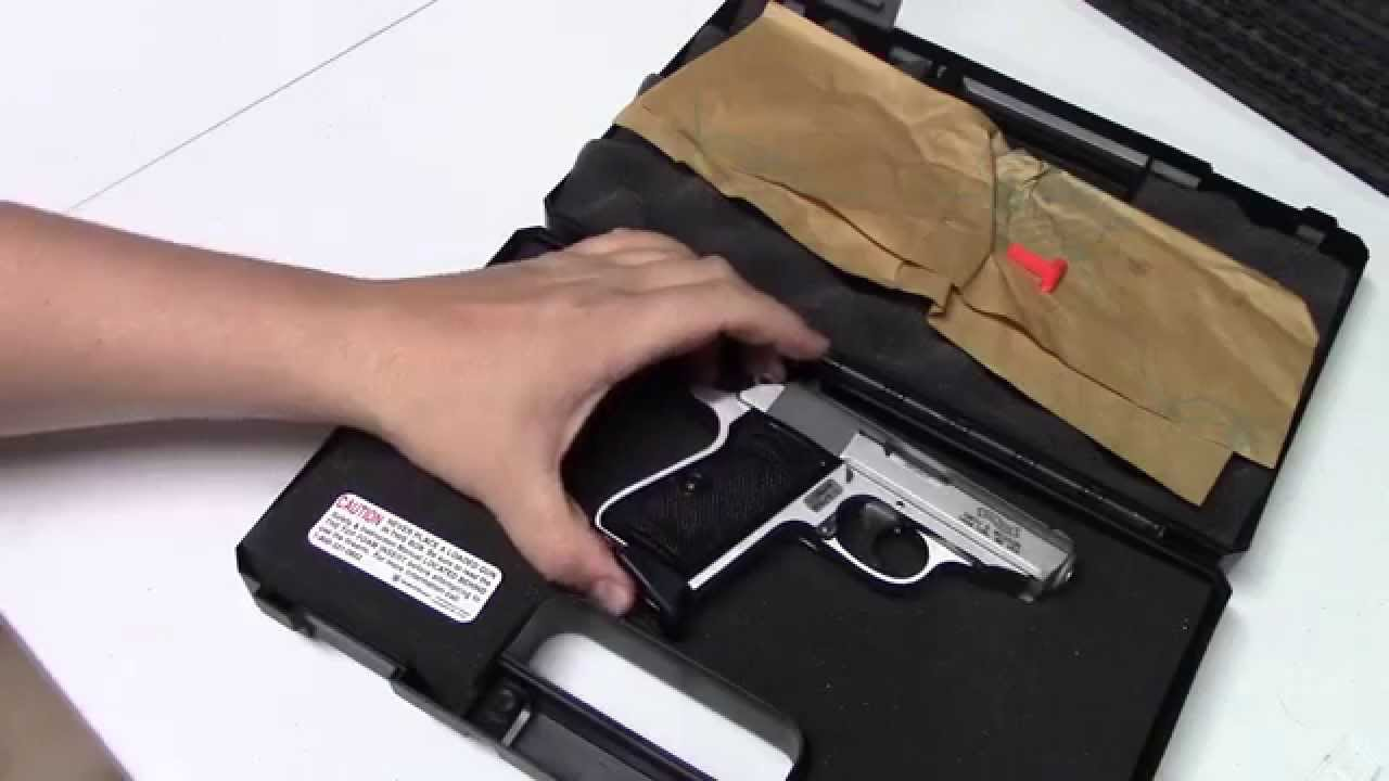 Walther PPK Review
