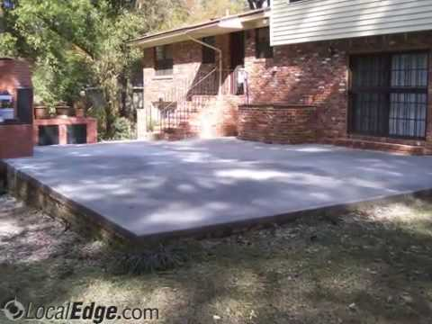 Above Average Concrete Jacksonville FL