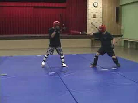 JKD Unlimited MMA For The Street Instructor Test (Part One)